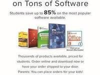 Save on Popular Software