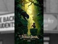 Summer Free Family Films: Jungle Book (2016)