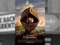 Event image for Summer Free Family Films: The Tale of Despereaux