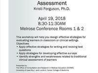 Skills for Educators Workshop: Assessment