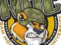 SHSU Army ROTC Commissioning Ceremony