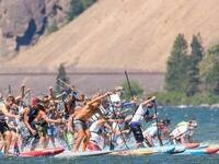 Seventh Annual Naish Columbia Gorge Paddle Challenge