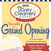 UDairy Creamery block party in Wilmington