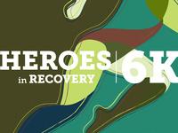 Portland Heroes in  Recovery 6K