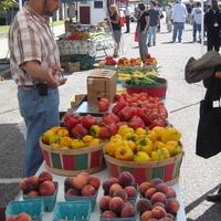 Gray Street Farmers' Market