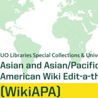 Wiki APA Edit-A-Thon