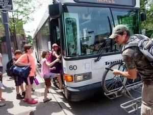 How to Take Your Bike on the Bus