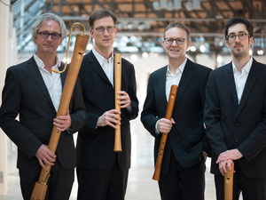 Guest Recital: Flanders Recorder Quartet
