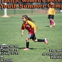 Pacific Women's Soccer Summer 2017 Youth Camp