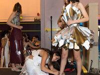 Pre-College Fashion Majors Show