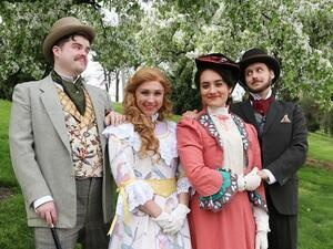 Iowa Summer Rep Theatre: The Importance of Being Earnest