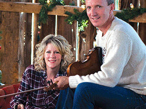 "Natalie MacMaster and Donnell Leahy, ""A Celtic Family Christmas"""