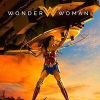 Wonder Woman in IMAX 3D at the CLC