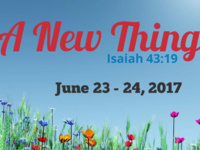 A New Thing: Women's Gathering
