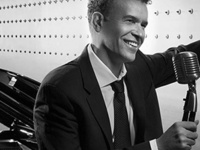 Brian Stokes Mitchell with the University of Iowa Symphony Orchestra