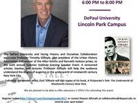 Summer Institute Evening Speaker Event