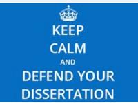 Final PhD Defense for Huseyin Sahiner