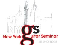 New York Guitar Seminar at Mannes│Vladislav Blaha, Guitar