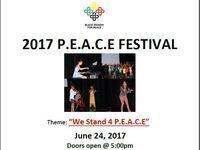 2017 P.E.A.C.E Festival