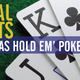 Intramural Sports Texas Hold'em Poker Registration Deadline