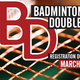 Intramural Sports Badminton Doubles Registration Deadline