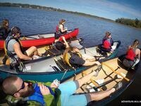 Lake James Canoe Trip