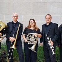 Chamber Music on the Hill presents The McDaniel College Faculty Brass Quintet