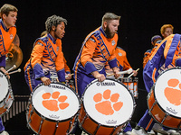 CU Percussion Ensemble, Steel Band, & Drumline