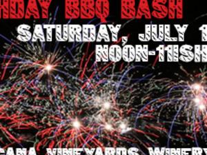 Americana's Annual 4th of July Birthday BBQ Bash
