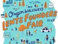 Oregon Walkways: Lents Founders Fair