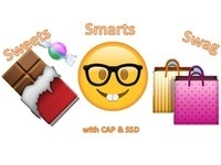 Sweets, Smarts, Swag