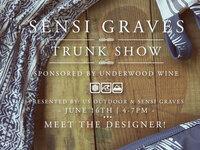 Sensi Graves Pop Up Trunk Show