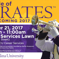 Parade of Pirates - Homecoming 2017