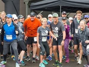 Laurelwood Brewing Company 5k Fun Run