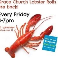 Grace Church Lobster Rolls