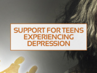 Mas Sajady Public Service Program: Support for Teens Experiencing Depression