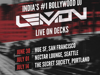 Bollywood Redefined with India's #1 DJ Lemon