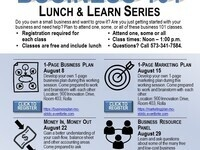 Business Resource Panel (Business 101 Lunch & Learn)