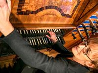 CU Music: University Organist Annette Richards