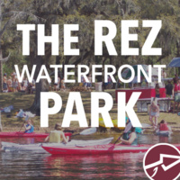 Rez Waterfront Park Open July 4th