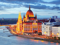 CAU travel program: Austria and Hungary—After the Habsburgs, with Valerie Bunce