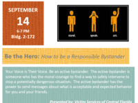 Be the Hero: How to be a Responsible Bystander