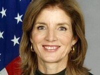 An Evening with Ambassador Caroline Kennedy