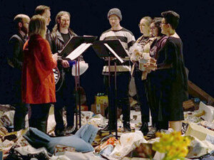 "A.pe.ri.od.ic -Time with People ""Trash Opera"" By Tim Parkinson"