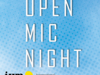 BTL & IYWP Open Mic Night