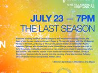 Free Screening: The Last Season