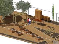 School of the Wild Garden Bed Establishment