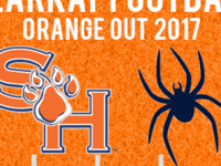 Orange Out 2017 Bearkat Football vs. Richmond
