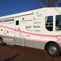 UofL Brown Cancer Center Mammogram Unit (Belknap)