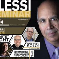 Joe Alessi Seminar | Tombone Quartet Night Concert